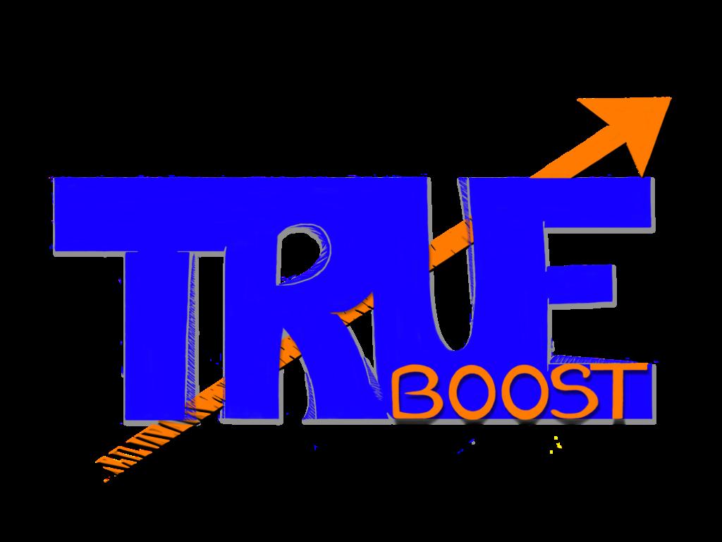 true boost digital logo