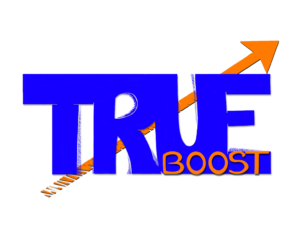true boost digital logo