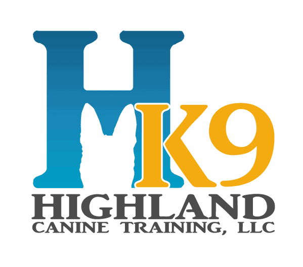 highland canine training logo
