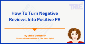 How To Turn Negative Reviews Into Positive PR